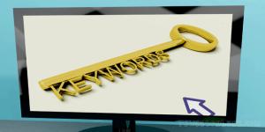 ما هي الكلمات المفتاحية في محركات البحث